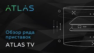 Обзор ряда приставок ATLAS TV (Atlas TV MAX, Atlas TV STAR, Atlas TV BOX, Atlas TV ARENA)