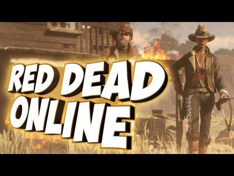 Red Dead Online На Пк (RDR2) L Симулятор Бомжа Или Шедевр ?