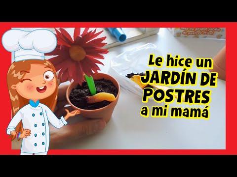JARDIN DE POSTRES VIDEOMANUAL MI ALEGRIA JUGUETES