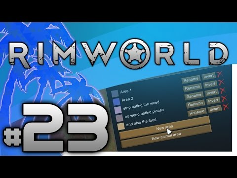 Rimworld - Mysterious Puppy Blight - PART #23 - Vloggest