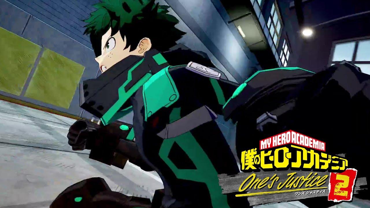 質問・対戦OK:いろいろなキャラでランクマッチ!!【My Hero One's Justice 2】【ヒロアカOJ2】