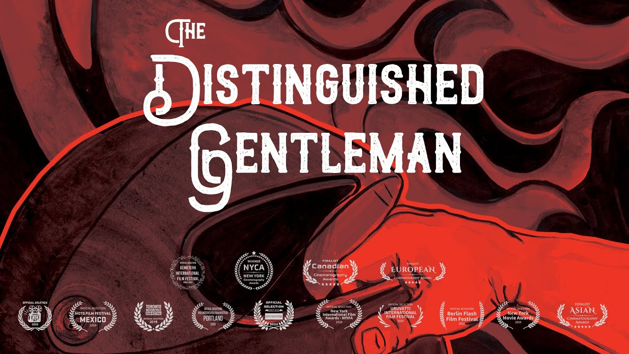 THE DISTINGUISHED GENTLEMAN (trailer)