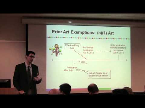 OTT: Education - Can You Patent That?