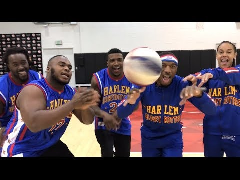Atlanta Falcons vs. Harlem Globetrotters