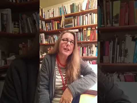 Janet Fitch's Facebook Live: Point of View questions, Structuring Fiction, Antagonists