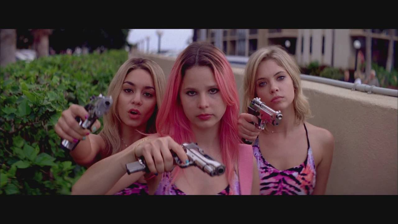 Spring Breakers 2012 Drop Your Pants Deleted Scene Youtube