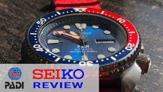 What Makes The PADI Turtle Different? | Seiko PADI Turtle Review