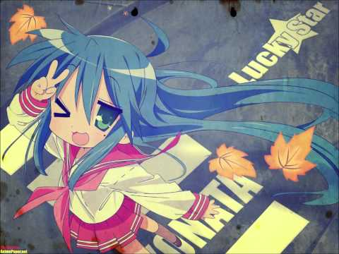 Lucky Star - Opening - Nightcore