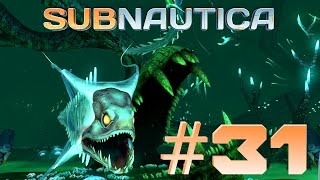 Subnautica #31 - Angriff der Killerspinnen, die Todeshöhle & 2 Alien Base!   LP Subnautica Deutsch