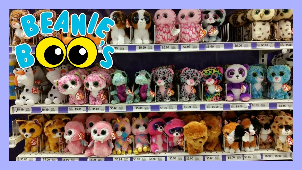 Toys From Party City : Beanie boo toy hunt shopping at party city youtube