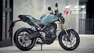New 2018 CB150R Exmotion Official Video