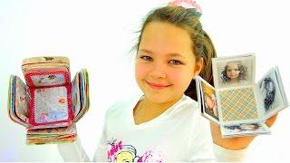 Подарок своими руками. Делаем коробочку-альбом. Лучшая подружка Настя!(Подарок сделанный своими руками- это самый лучший подарок, который только можно пожелать! Скоро Новый год,..., 2015-12-01T06:47:41.000Z)