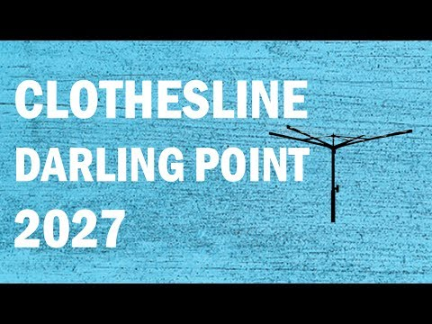 Clothes Line Darling Point 2027 NSW