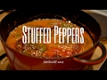 Macedonian vegan stuffed peppers recipe