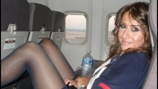 vuclip [Fotos] Ex-Aeromoça revela o que acontece a bordo do avião
