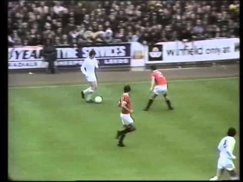 22/09/1973 Leeds United v Manchester United