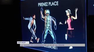"""Hip-hop : La """"Danse des guerriers de la ville"""" au Prisme"""