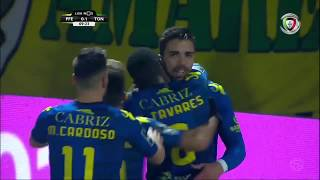 Video Gol Pertandingan Pacos de Ferreira vs Tondela