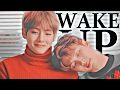 BTS; wake up