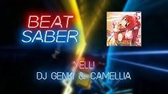 Beat Saber | Amanatsu | DJ Genki & Camellia - YELL! (feat. Moimoi) [Expert+] #10 | 85.52%