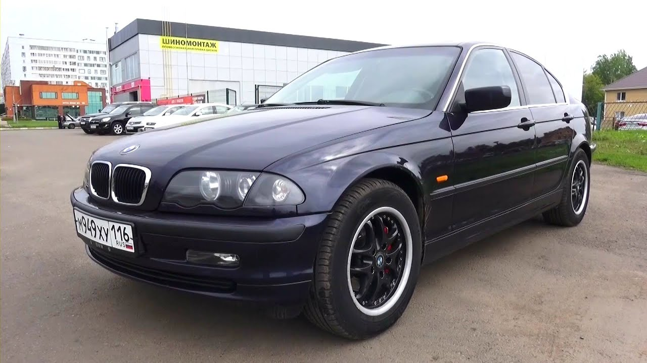 hight resolution of 2000 bmw 320 46 start up engine and in depth tour
