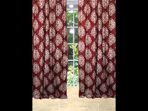 Organza Sheer curtains