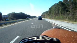 cruisin down the highway in a 34 chevy truck rat rod