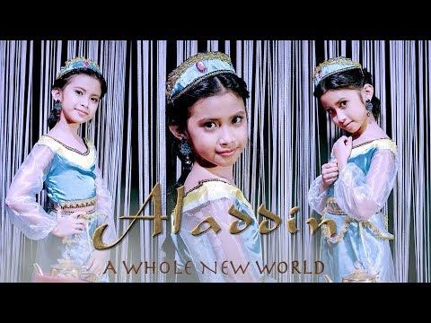 A Whole New World - Aladdin - ( Quinn Salman Cover )