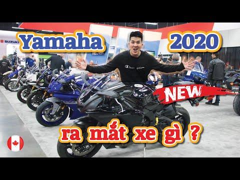 Motoshow Tour Tập 2 | Yamaha Ra Mắt Xe Gì Năm 2020 ? | Giá Xe Yamaha ở Thị Trường Canada | Vlog #33