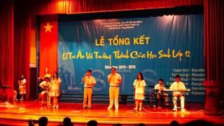Ba Kể Con Nghe - Tri Ân Cha - Lễ Tri Ân & Trưởng thành LSTS 2016