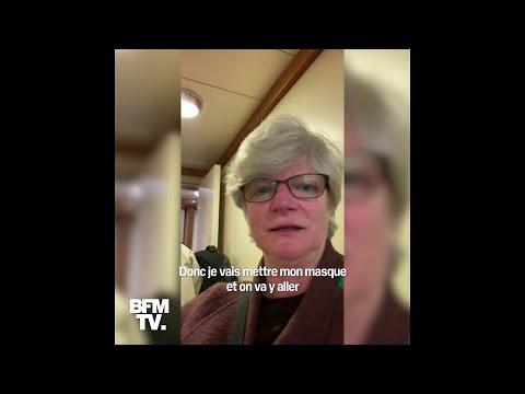 Coronavirus: ces deux touristes américains filment leur évacuation du Diamond Princess