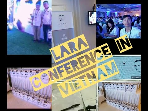 larawithme-conference-in-vietnam