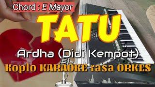 Download lagu TATU - Arda (Didi Kempot) Koplo KARAOKE rasa ORKES Yamaha PSR S970