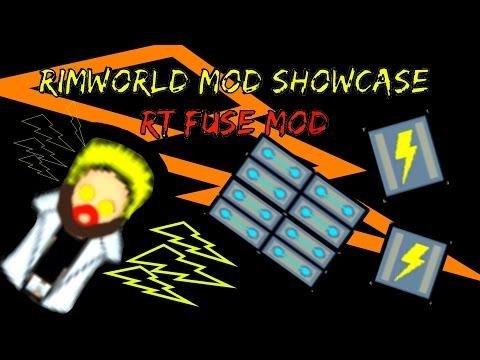 Rimworld Mod Guide: RT Fuse Mod! Rimworld Mod Showcase