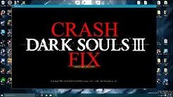 Dark Souls 3 - Crash on Startup Fix
