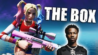 Fortnite Montage - THE BOX (Roddy Ricch)