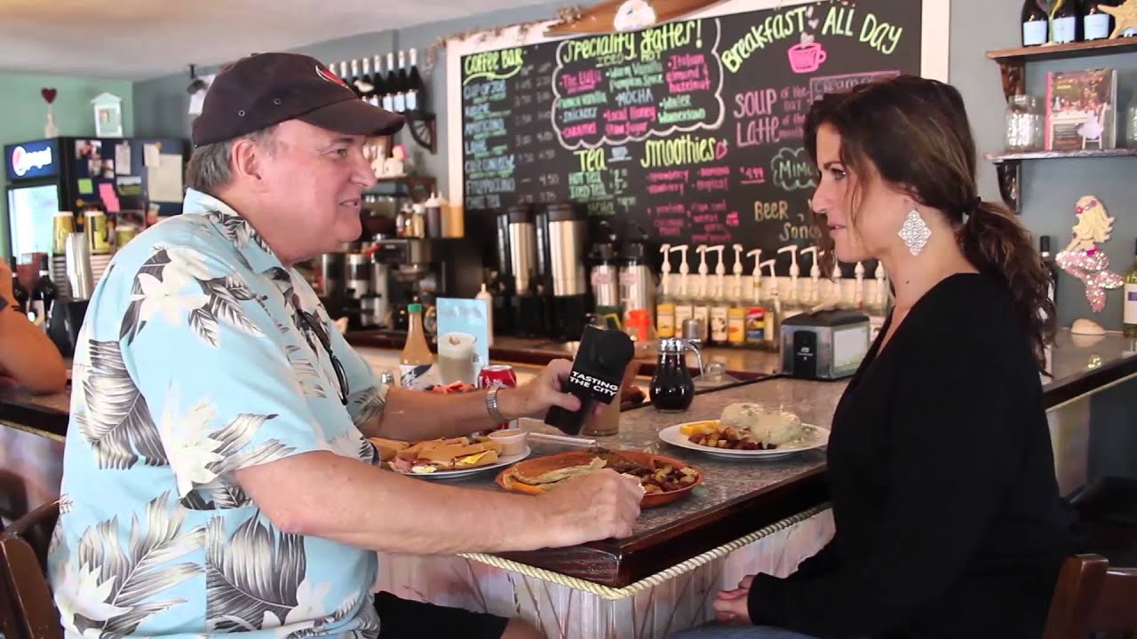 Tasting The City Shows Downtown Palm Harbor As A Great Restaurant Destination You