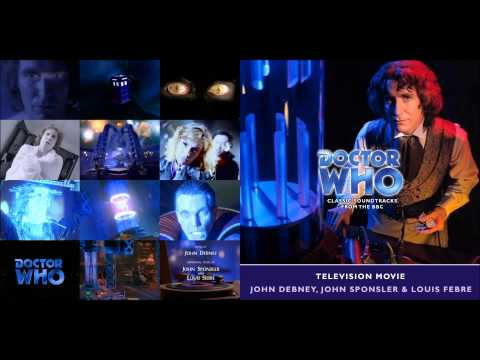 "John Debney - ""...in a dream"" (Doctor Who Movie) (1996)"