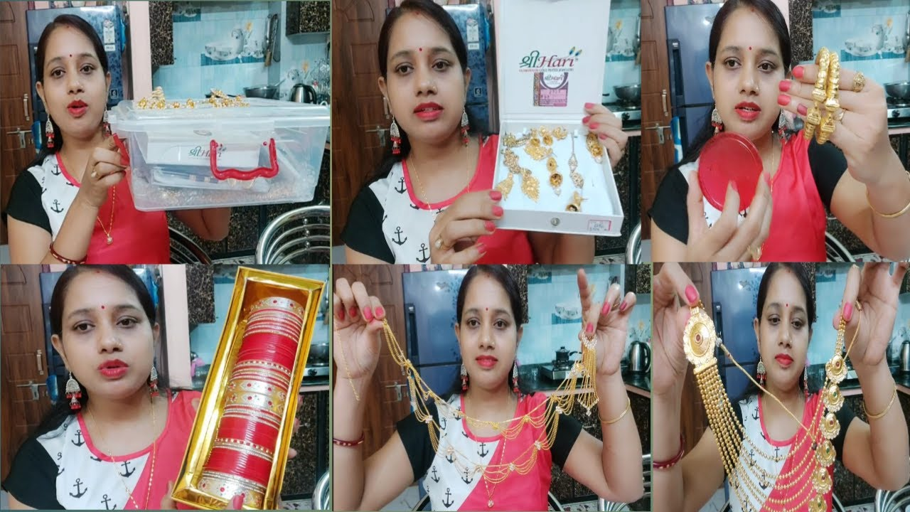 My Imitation Jewellery Collection # Bangla Vlog