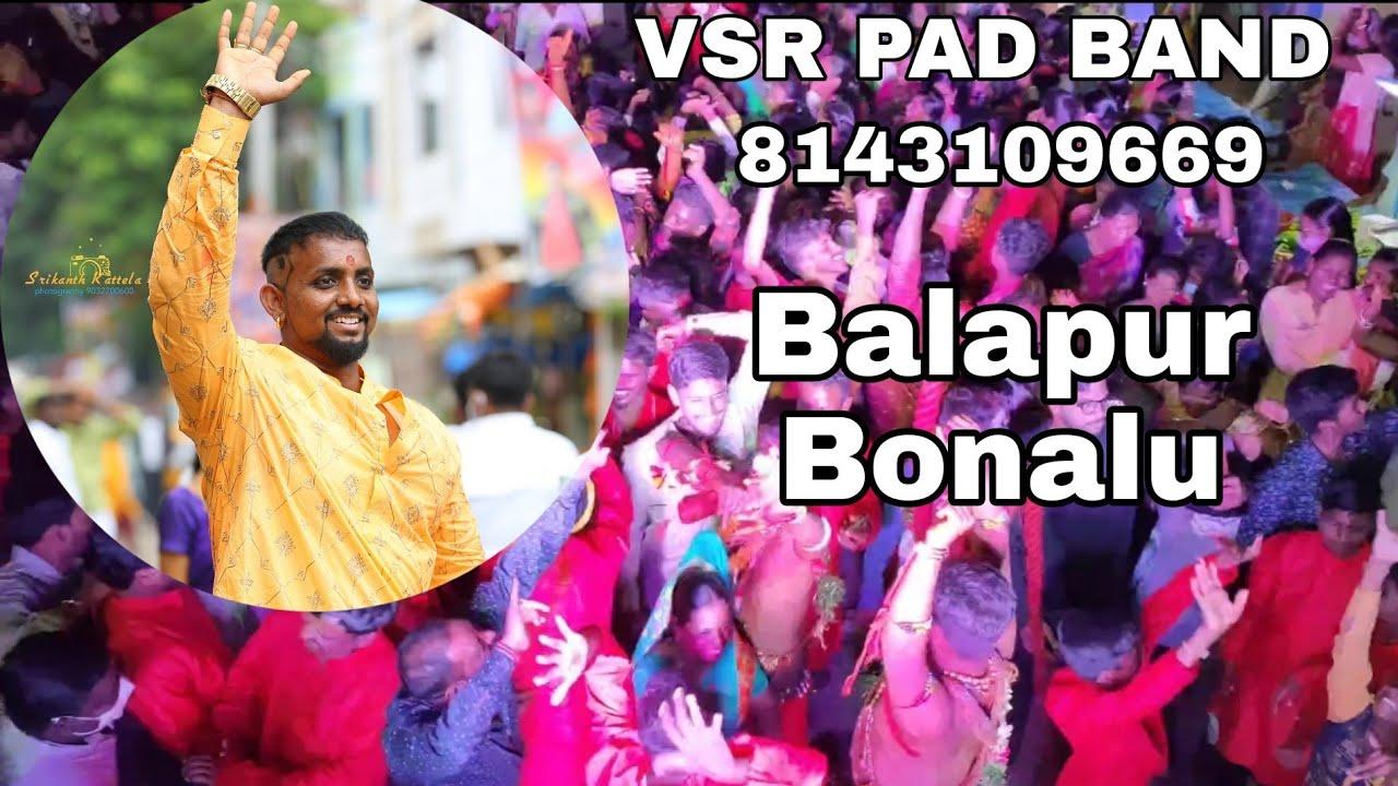VSR PAD BAND. At balapur bonalu. 8143109669. 8074615805