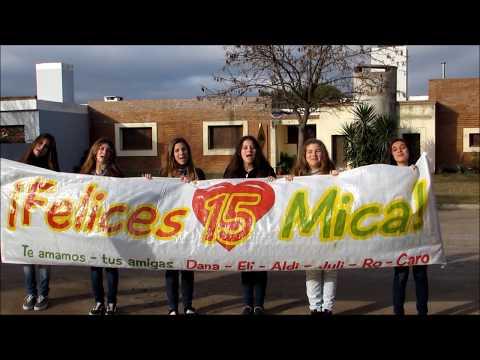 15 años Mica ♥