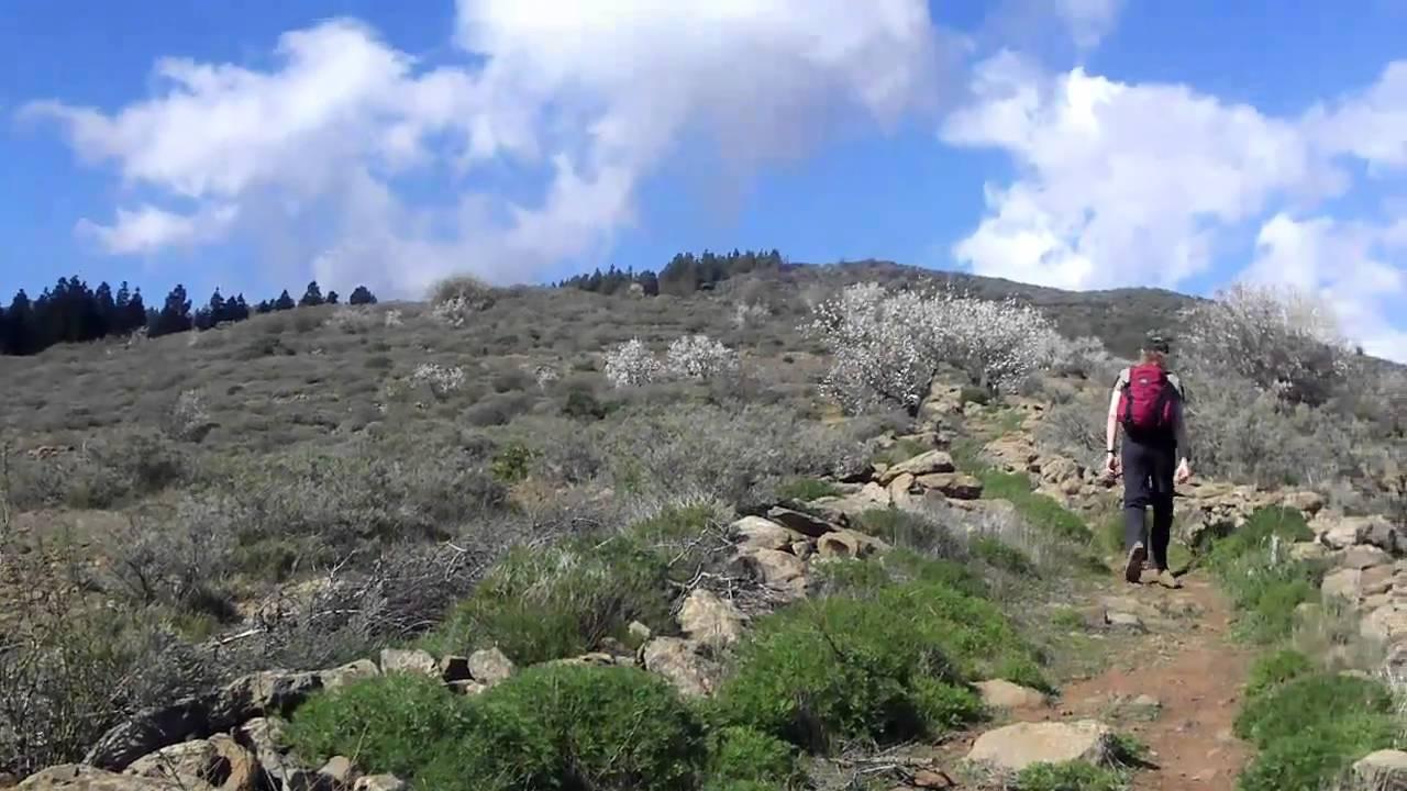 Barranco de Guayadeque, Gran Canaria - YouTube