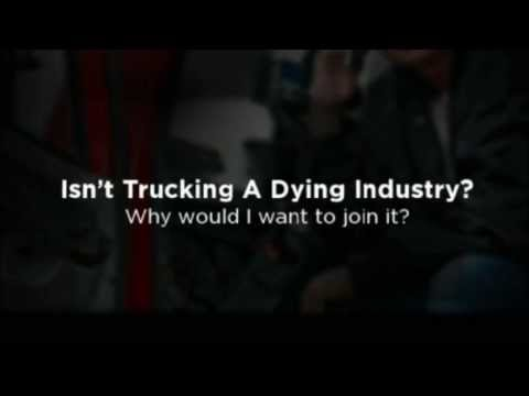 Isn't Trucking A Dying Industry?