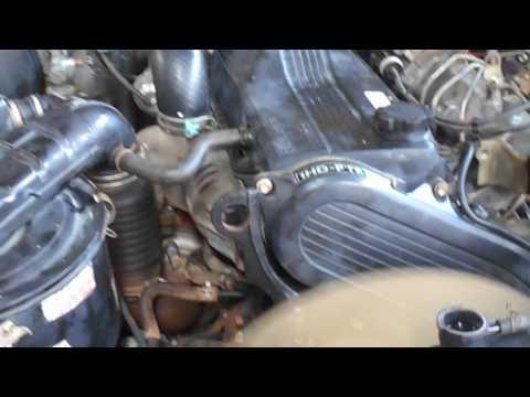 HDJ79 1HD-FTE - Engine conversion LandCruiser 4 2 Turbo  by QLD