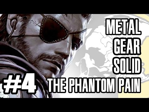 Best Friends Play Metal Gear Solid V - The Phantom Pain (Part 4)