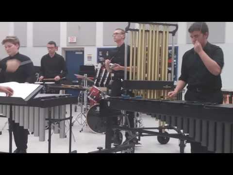 PSLHS Percussion Ensemble State Solo and Ensemble