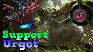 Support of the week: Urgot