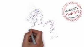 Как легко нарисовать пони карандашом за 26 секунд(Как нарисовать пони принцессу рарити таким вопросом задавался каждый ребенок посмотревший на пони рарити..., 2014-07-24T04:12:55.000Z)
