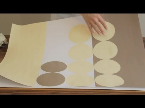 Nursery Painting Ideas With Brown & Yellow : Designing a Nursery