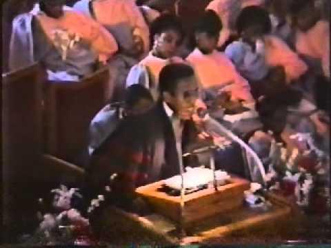 Rev. Spurgeon E. Crayton, Sermon ~ Divine Acquittal Part 2